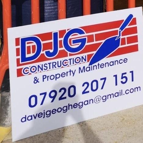 DJG Construction & Property Maintenance