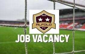 1st Team Management Vacancy