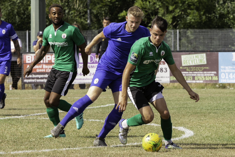Highlights: BHTFC 1 Haywards Heath 2