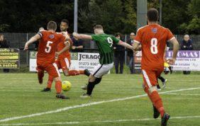 Highlights: BHTFC 1 Folkestone 0
