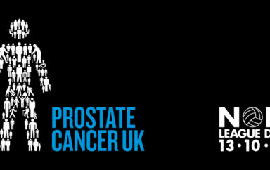 Show Your Support For Prostate Cancer This Non-League Day