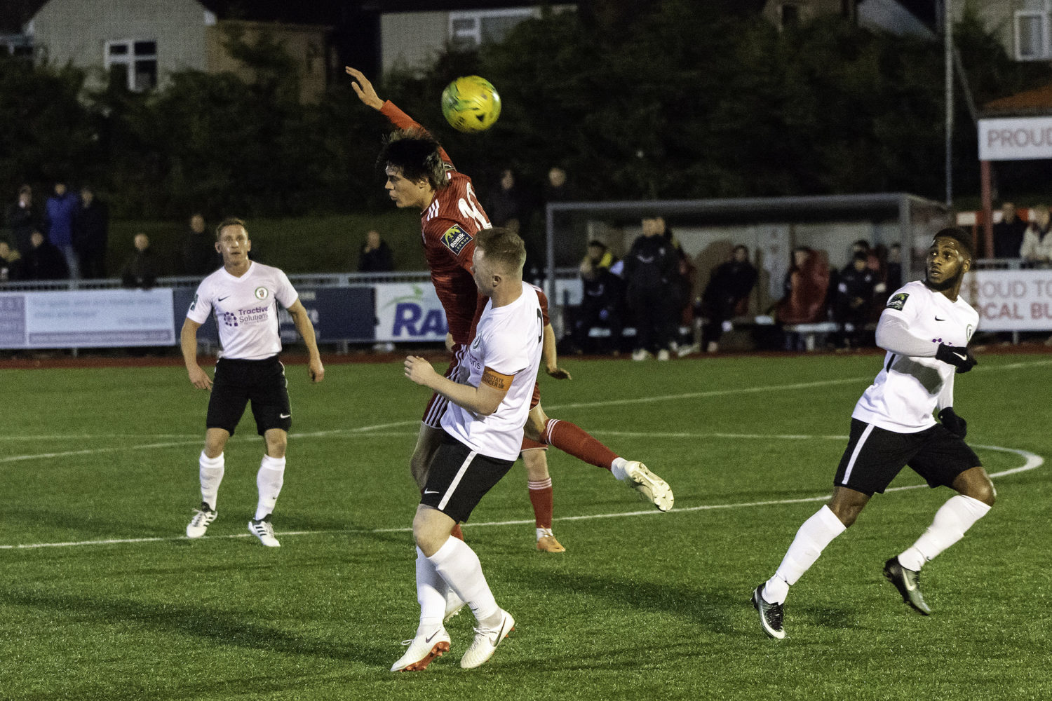 Gallery: Worthing – FA Trophy Replay (A)