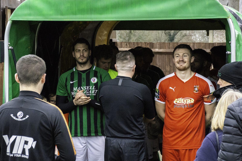Highlights: BHTFC 0 Folkestone 0