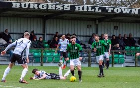 Highlights: BHTFC 0 Bishop's Stortford 3