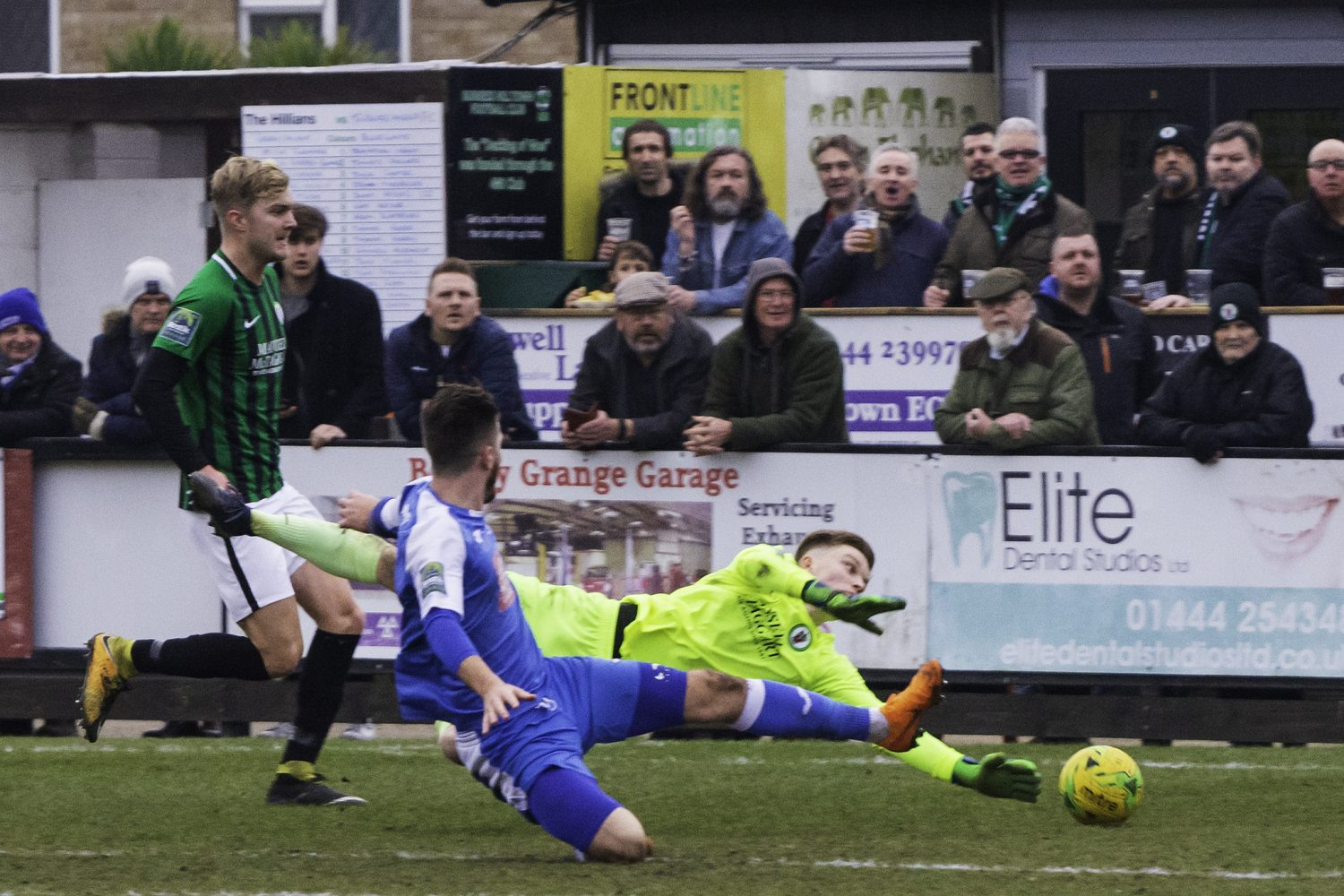 Gallery: Tonbridge Angels (H)