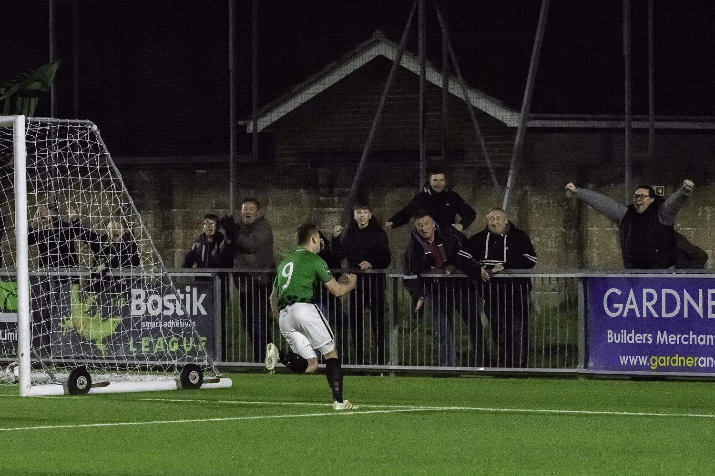 Highlights: BHTFC 2 Haywards Heath Town 1