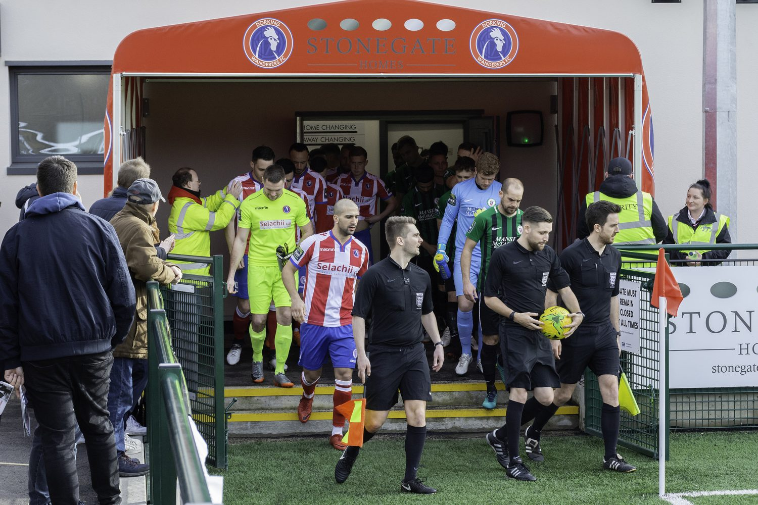 Gallery: Dorking Wanderers (A)