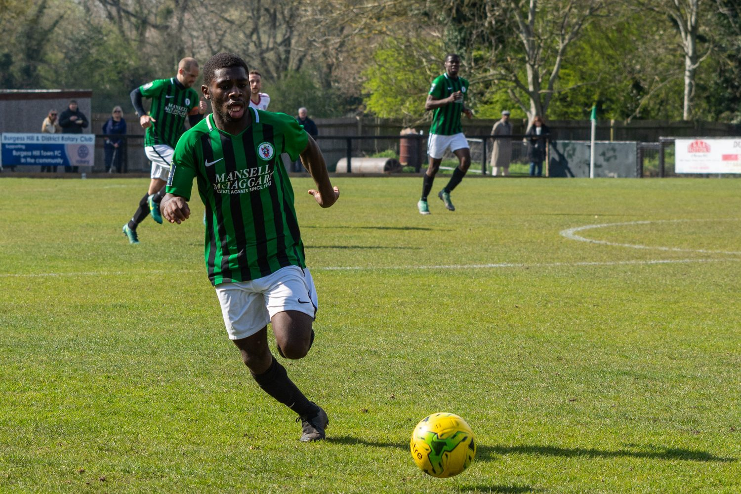 Highlights: BHTFC 1 Brightlingsea Regent 1