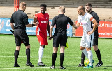 Gallery: Carshalton Athletic Friendly