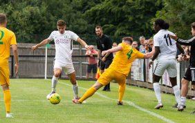 Highlights: BHTFC 0 Horsham 2
