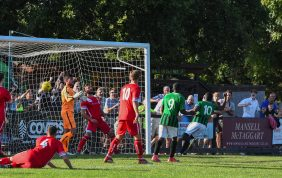 Highlights: BHTFC 3 Whitstable Town 2