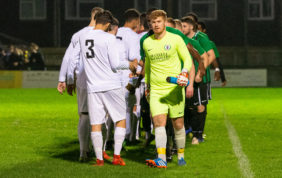 Highlights: BHTFC 6 East Grinstead Town 3