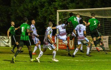Gallery: Hastings United – Velocity Trophy (H)