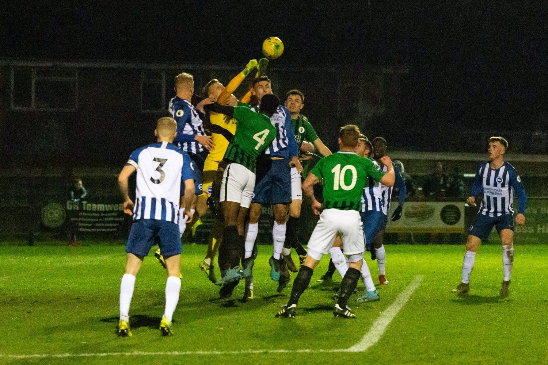 Highlights: BHTFC 2 BHAFC 4