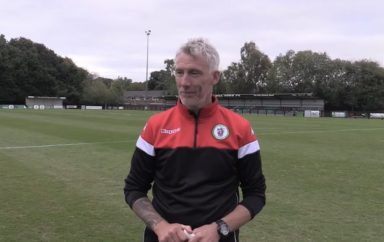 Reaction: Lovett On Chipstead