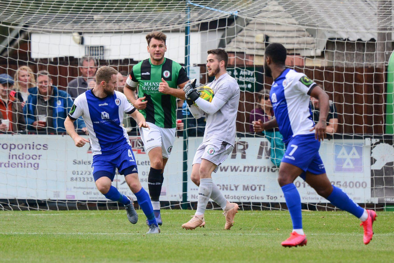 Highlights: BHTFC 1 Haywards Heath Town 1