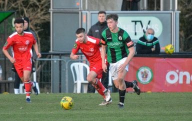 Highlights: BHTFC 0 Chipstead 1