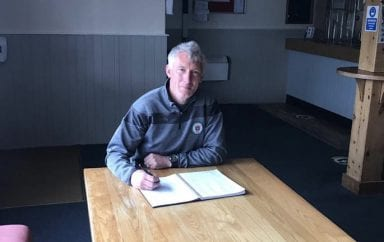 Lovett Signs New Contract