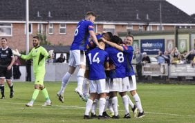 Hillians Battle To Claim Draw With Crawley