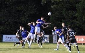 Highlights: BHTFC 1 Crawley Town 1