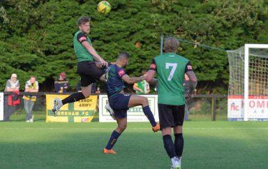 Highlights: BHTFC 0 Horsham 1