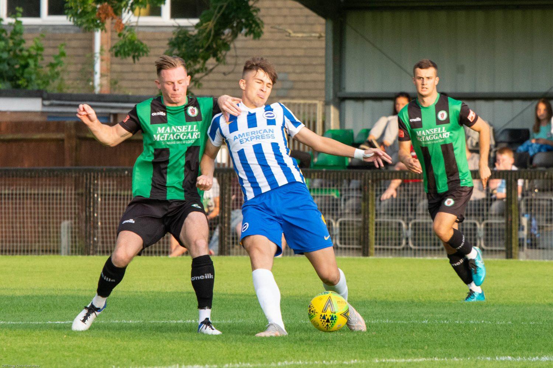 Highlights: BHTFC 1 BHAFC XI 0