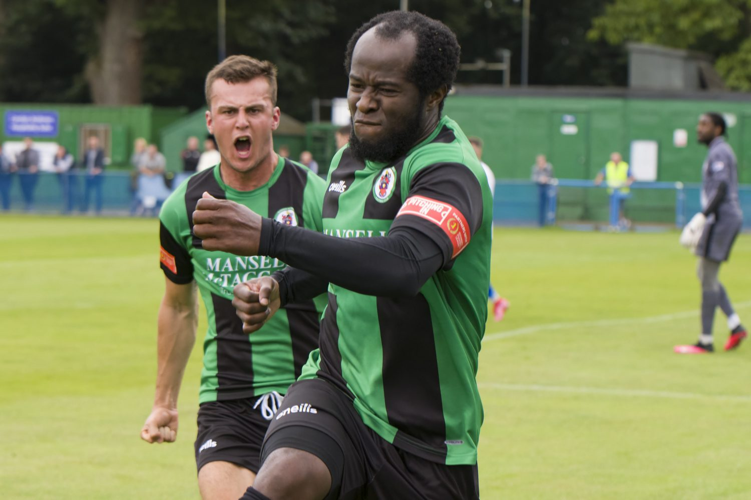 Gallery: Bearsted – FA Cup (A)