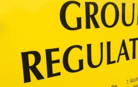 Ground Regulations