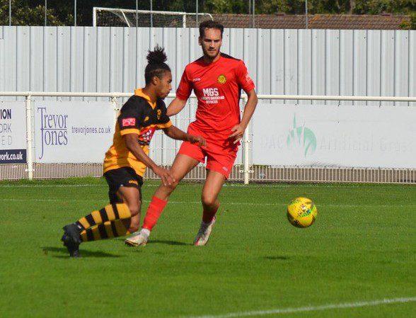 Aaron Blair joins Cheshunt on loan