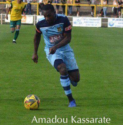 Amadou Kassarate