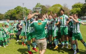 Gallery: SCFL Title Celebrations