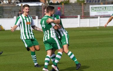 Report: Ramsgate 1 Chichester City 2