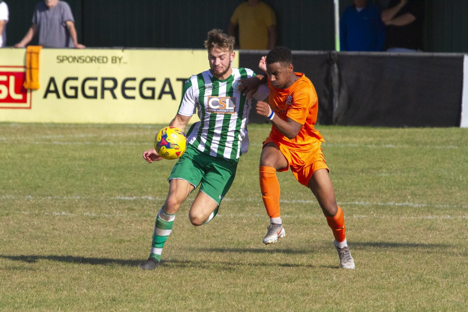 Gallery: Hartley Wintney FA Cup Away