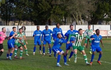 Chichester City 2-0 VCD Athletic