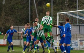 Report: Herne Bay 2-0 Chichester City