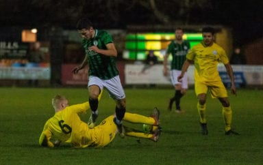 Report: Burgess Hill Town 3-0 Chichester City