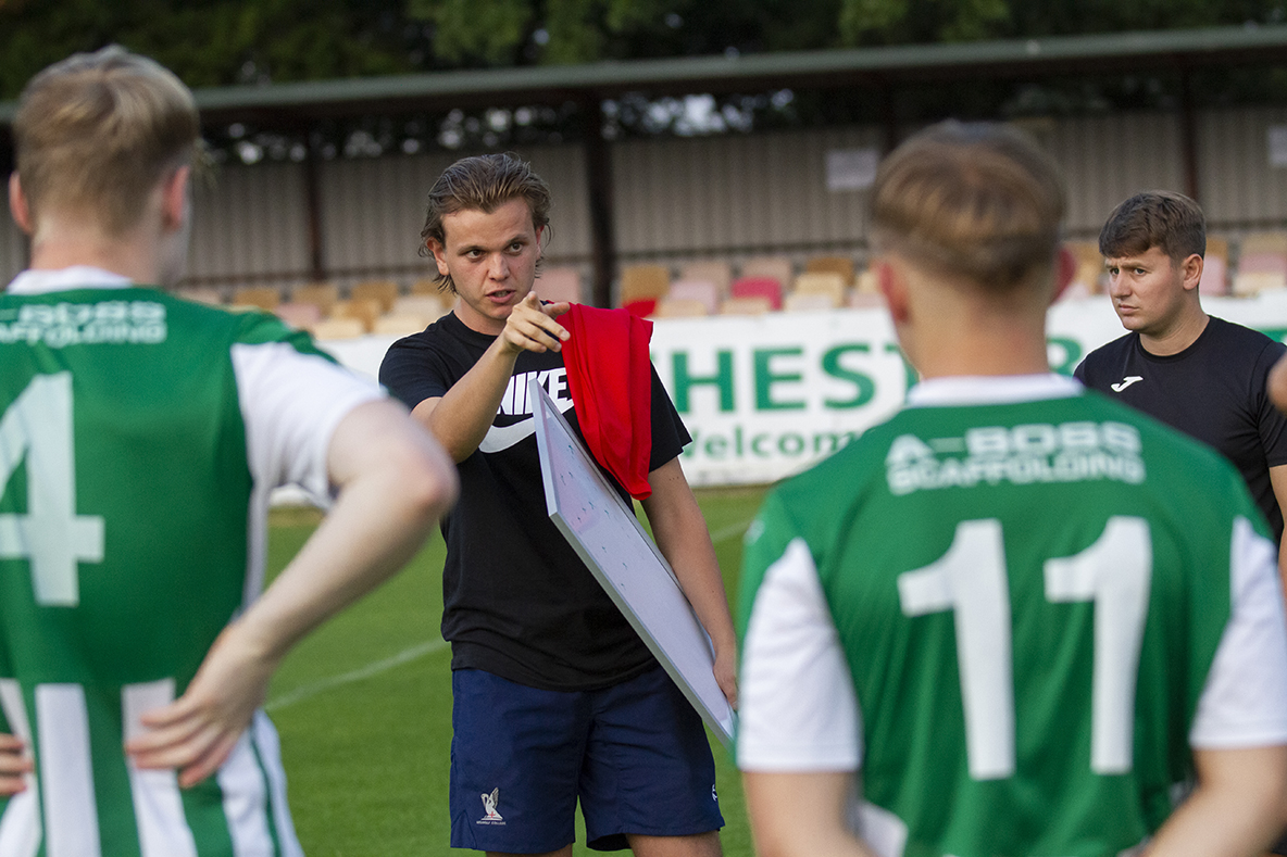 CCFC U23 vs Hamble Development – Pre-season Friendly