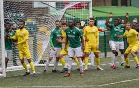 Whyteleafe 1-0 Chichester City