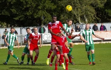 Chichester City 2-1 Risborough Rangers