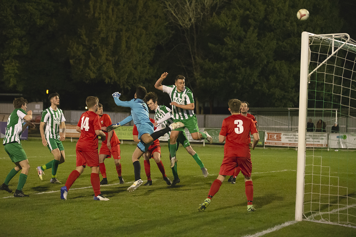 Chichester City U23 vs Pagham U23