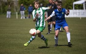 City U18's Hit Rustington for six