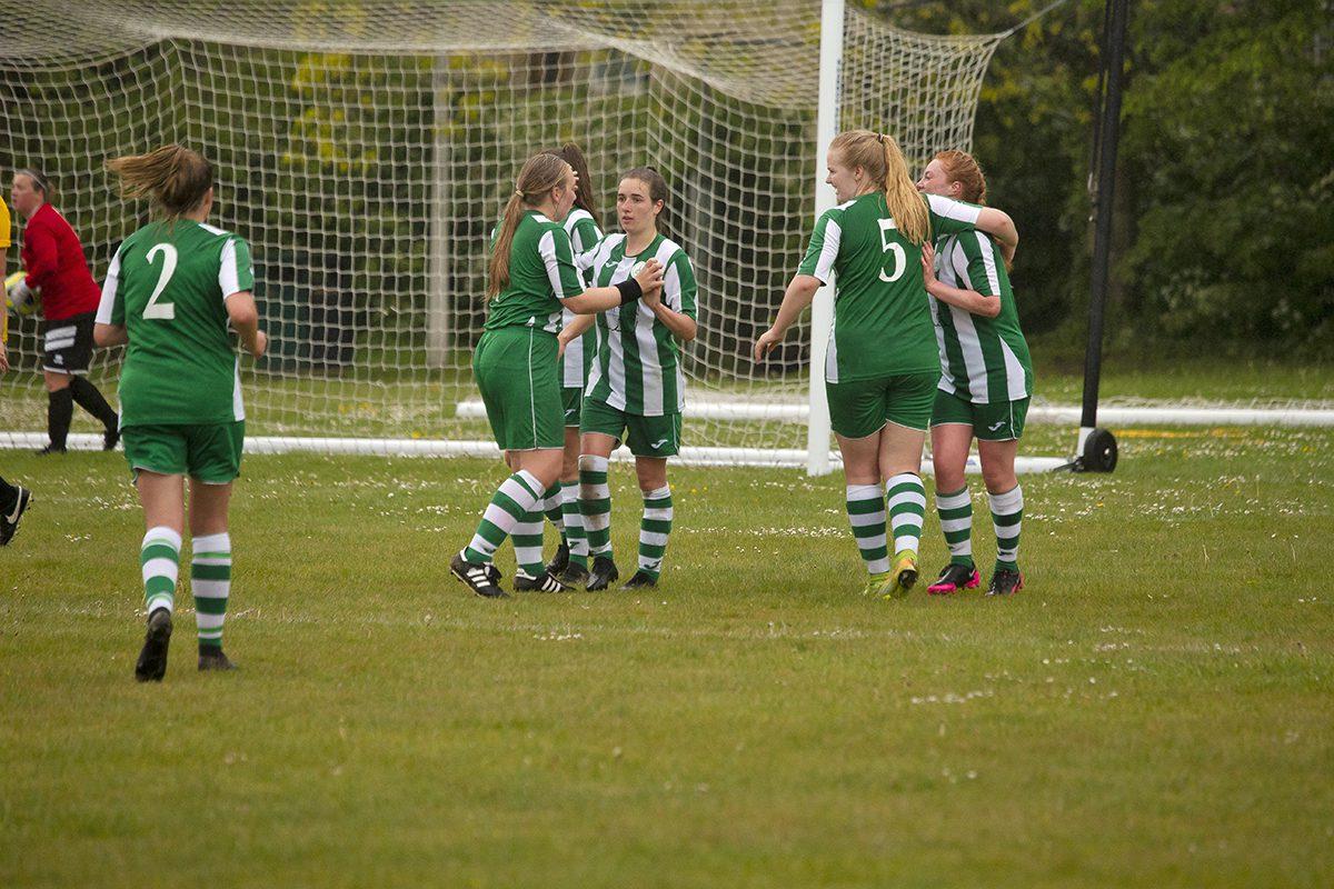 CCFC Women team finish on a high!