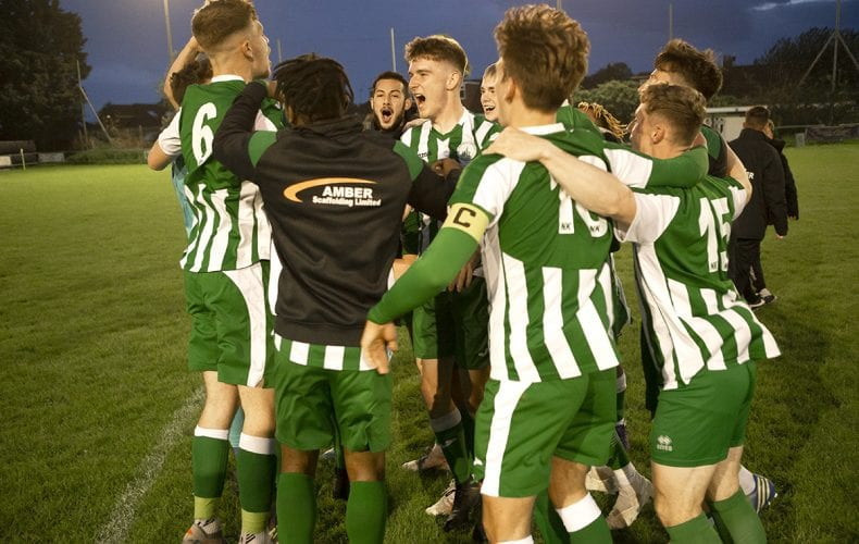 Gallery: Action from The Under 23 Supplementary Shield Final win