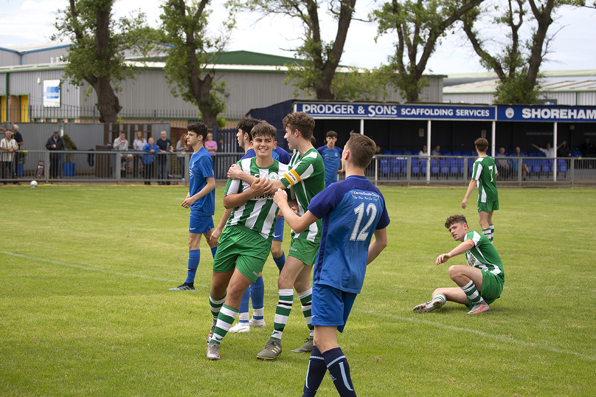 Gallery: Under 18's in first friendly win