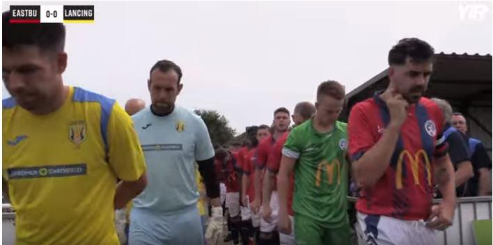 Highlights: Eastbourne Utd 1 Lancing 2