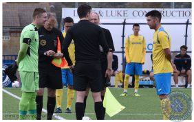 Gallery: Newhaven (H) – League