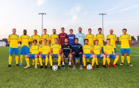 First Team Photos 19/20