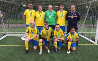 Disability Players Get FA Call-Up
