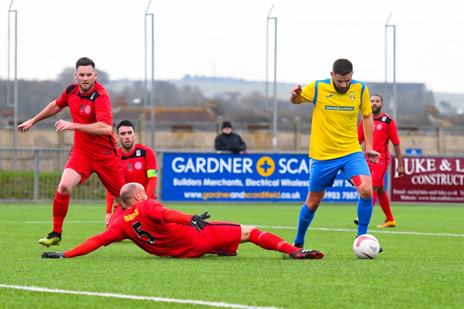 Gallery: Sutton Common Rovers (H) – Cup