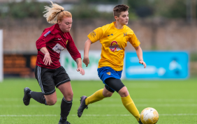 Gallery: Crawley Wasps Women (H) – Friendly